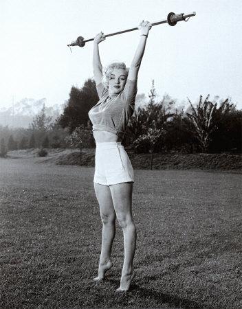 Marilyn Workin' It Prints