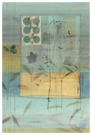 Meadow Flowers I Prints by Fernando Leal