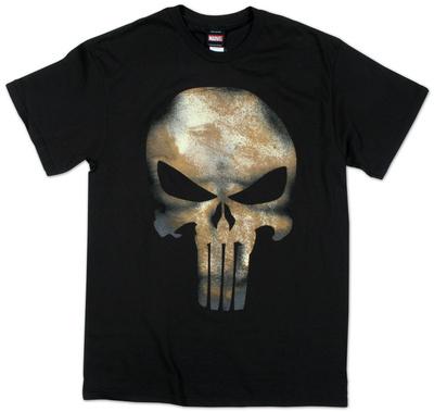 パニッシャー - ノー・スウェット Tシャツ
