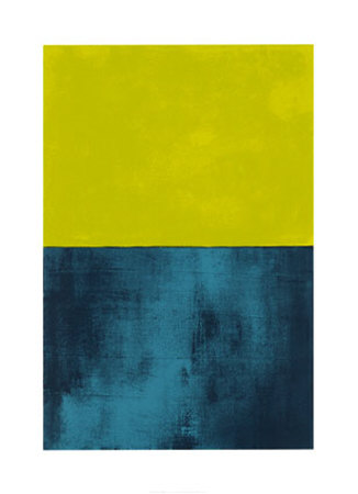 Monochrome Yellow, c.2005 Serigraph