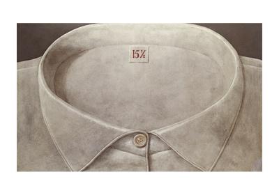 Girocollo 15-1/2, c.1966 Prints by Domenico Gnoli
