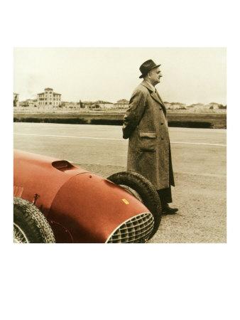 Enzo Ferrari F1 Grand Prix Gicléedruk