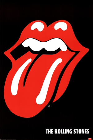 Rolling Stones Póster