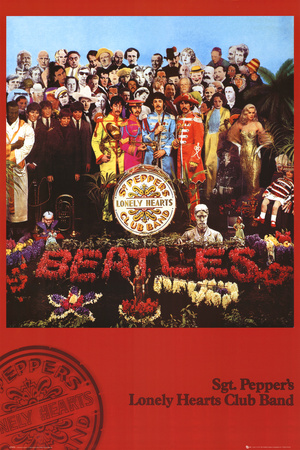 The Beatles Kunstdrucke