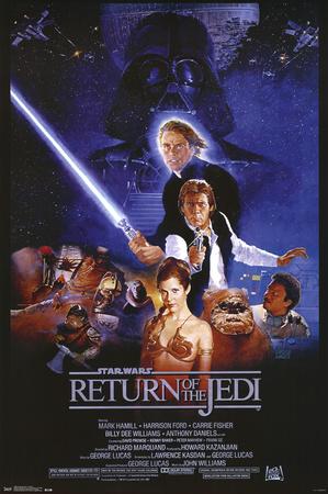 Star Wars: Return of the Jedi Posters