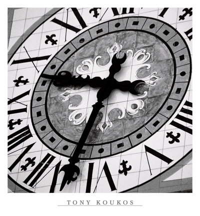 Pieces of Time III Posters by Tony Koukos