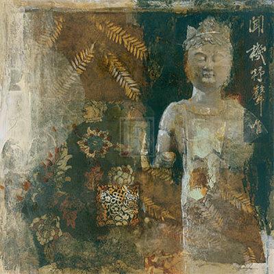 Inner Chi III Poster by Edwin Douglas