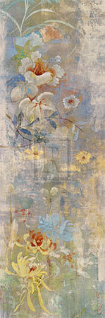 Garden Haiku I Print by Edwin Douglas