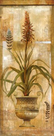Rojo Botanical II Prints by Edwin Douglas