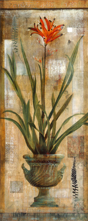 Rojo Botanical I Posters by Edwin Douglas
