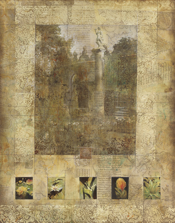 Botany Journal II Prints by  Kemp