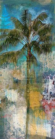 Tropical Isle I Poster by Edwin Douglas