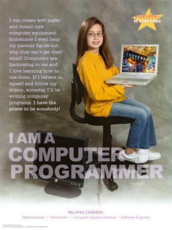 Computer Programmer Prints