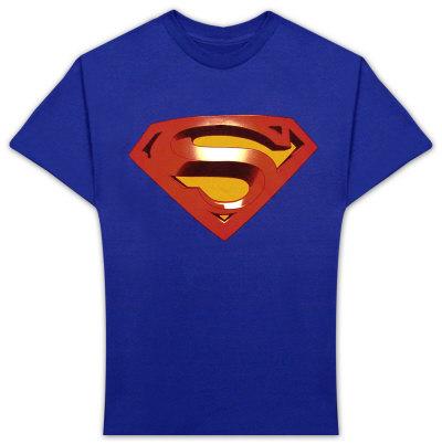 Superman - Superman Returns Logo Shirts