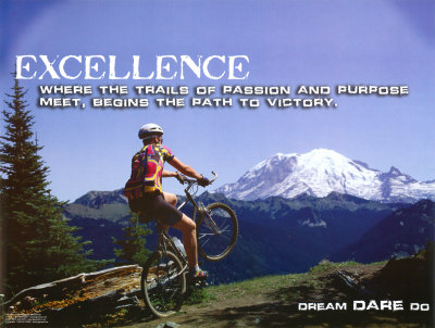 Excellence Prints