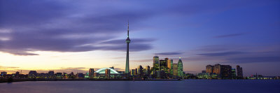 Toronto, Ontario, Canada Photographic Print by  Panoramic Images