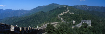 Great Wall, Mutianyu, China Photographic Print by  Panoramic Images