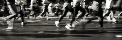 Marathon, New York City, New York State, USA Photographic Print by  Panoramic Images