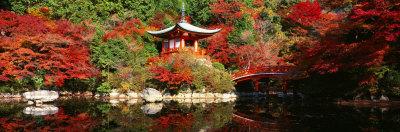 Daigo Temple, Kyoto, Japan Photographic Print by  Panoramic Images