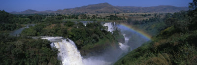 Blue Nile Falls, Ethiopia, Africa Photographic Print by  Panoramic Images