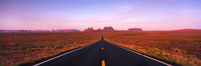 Road Monument Valley, Utah, USA Photographic Print by  Panoramic Images