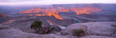 Sunrise, Deadhorse State Park, Utah, USA Photographic Print