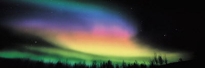 Northern Lights Photographic Print by  Panoramic Images