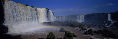 Iguazu Falls, Argentina Photographic Print by  Panoramic Images