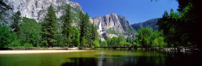 Yosemite Falls, Yosemite National Park, California, USA Photographic Print by  Panoramic Images