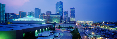 Ft. Worth, Texas, USA Photographic Print by  Panoramic Images