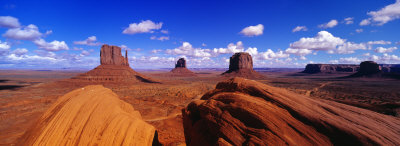 Monument Valley, Arizona, USA Photographic Print by  Panoramic Images