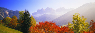 Dolomites Alps, Italy Photographic Print by  Panoramic Images