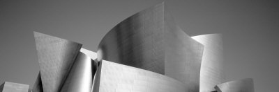 Walt Disney Concert Hall, Los Angeles, California, USA Photographic Print by  Panoramic Images