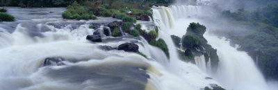 Iguazu Falls, Iguazu National Park, Argentina Photographic Print by  Panoramic Images