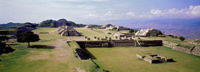 Monte Alban, Oaxaca, Mexico Photographic Print by  Panoramic Images
