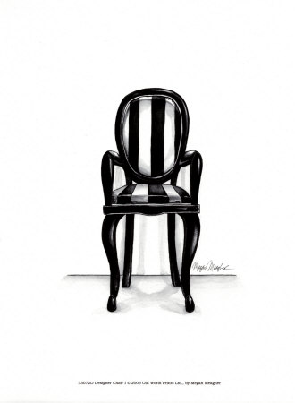 Designer Chair I Lámina