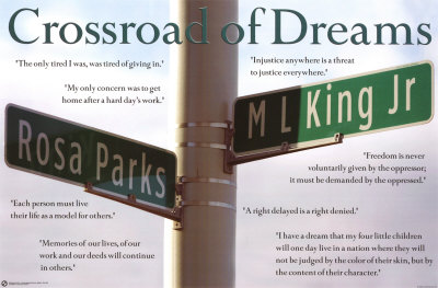Crossroad Of Dreams Poster