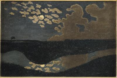 Moonlight, 1894 Premium Giclee Print by Félix Vallotton