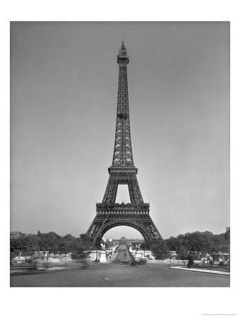 Detailed Picture  Eiffel Tower on The Eiffel Tower  1887 89 L  Mina Gicl  E Por Alexandre Gustave Eiffel