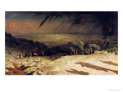 Jerusalem 1867 Premium Giclee Print by Jean Leon Gerome
