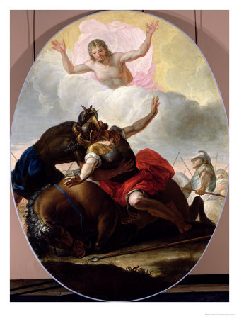 The Conversion of St. Paul Giclee Print by Ambroise Crozat