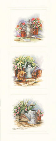 Gardening Gloves Prints by Peggy Thatch Sibley