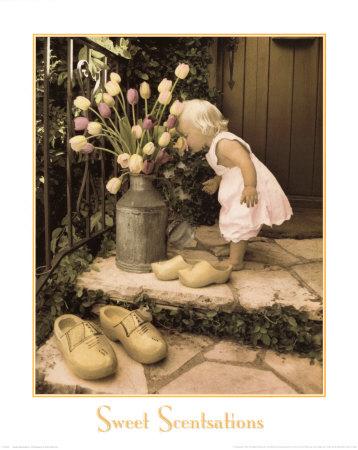 Sweet Sensations Print by Kathy Klammer
