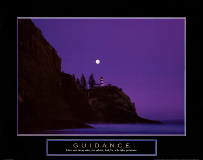 Guidance: Lighthouse Prints