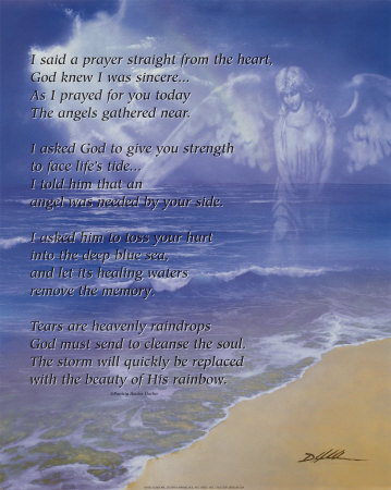 Prayer from the Heart Art by Danny Hahlbohm