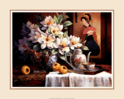 Chinesische Momentaufnahme Kunstdrucke von T. C. Chiu