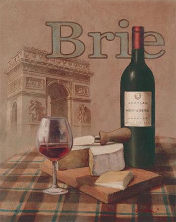 Brie, Arc de Triomphe Prints by T. C. Chiu