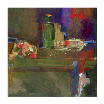 Homage to Chardin II Art by Heidi Coutu