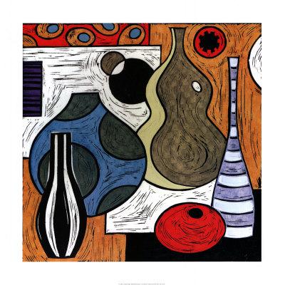 Vessels I Prints by Lisa Kesler