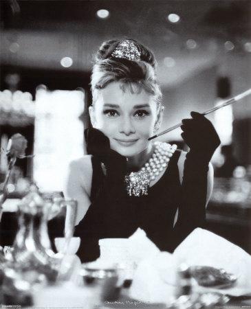 Audrey Hepburn Affischer